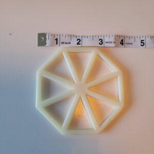 Bunting cutter/triangle cutter